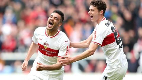 Ozan Kabak ilk gollerini attı