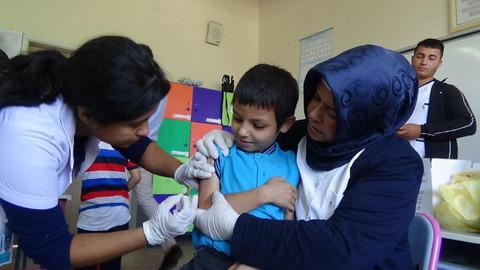 Sağlık Bakanlığı'ndan 'aşı' uyarısı