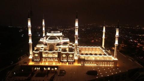 Çamlıca Camii'nin açılış tarihi belli oldu