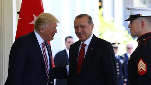 Trump kendini Erdoğan'a yakın hissediyor