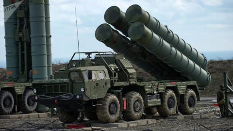 Rusya'dan S-400 açıklaması: Teslimat süreci sorunsuz ilerliyor
