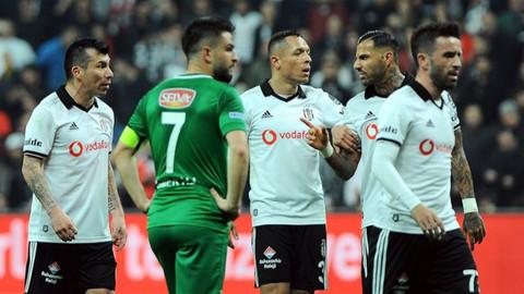 Beşiktaş 90+3'de 3 puanın sahibi oldu