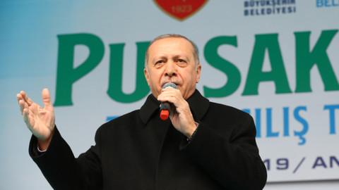 Cumhurbaşkanı Erdoğan'dan Yeni Zelanda'daki saldırıya kınama