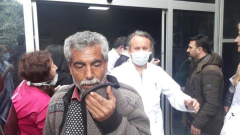 İzmir Tepecik Hastanesi'nde yangın! Hastalar tahliye ediliyor