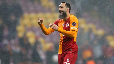 Galatasaray'ın Yunan golcüsünden Terim açıklaması