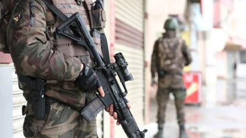 Gri listede aranan terörist etkisiz hale getirildi