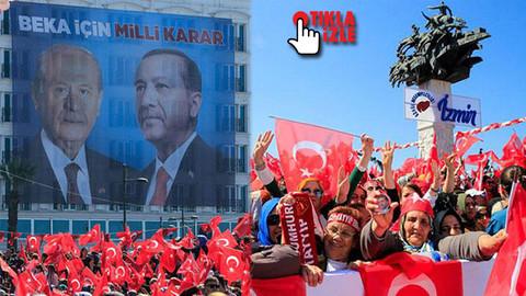 Cumhurbaşkanı Erdoğan: Soyer adaylık icazetini Kandil'den almıştır
