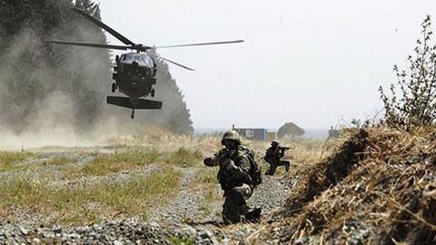 Kuzey Irak'ta 12 PKK'lı terörist etkisiz hale getirildi