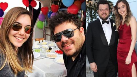 Eser Yenenler'in düğün tarihi belli oldu