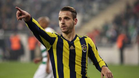 Fenerbahçe ile Soldado anlaştı