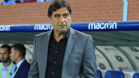 Trabzonspor'da Karaman ile yola devam edilecek