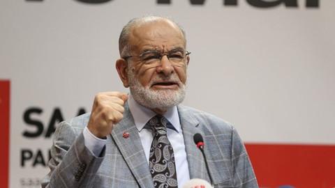 Karamollaoğlu iddialara yanıt verdi: Mahkemeye gideceğiz başka çaremiz yok