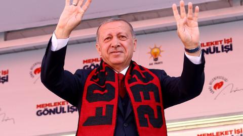 Cumhurbaşkanı Erdoğan: Ulusal raylı sistem araştırma ve test merkezi kuruyoruz