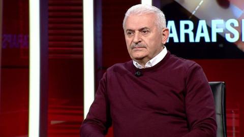 Binali Yıldırım: Ben İstanbulluların tamamının adayıyım