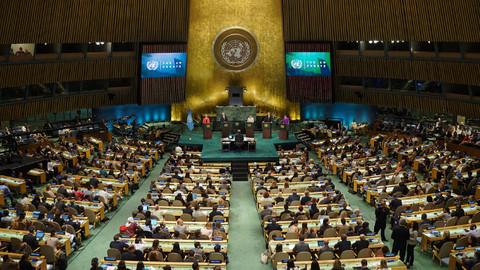BM'den Golan Tepeleri açıklaması: Statüsünde değişiklik yok