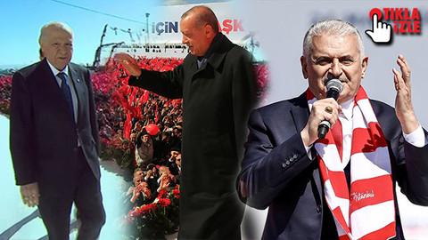 Cumhurbaşkanı Erdoğan: Provokatif eylemlere girişenlere faturasını ağır keseceğiz