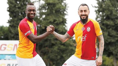 Galatasaray'a kötü haber! Mitroglou'dan sonra Diagne de sakatlandı