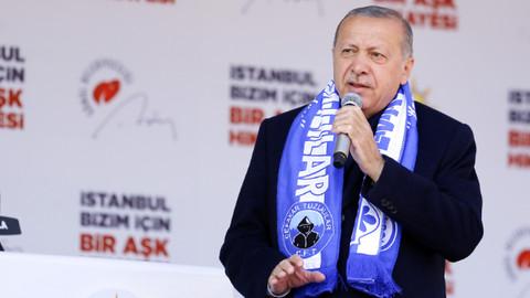 Cumhurbaşkanı Erdoğan: Verdiğimiz mesajları ne olur dikkate alın