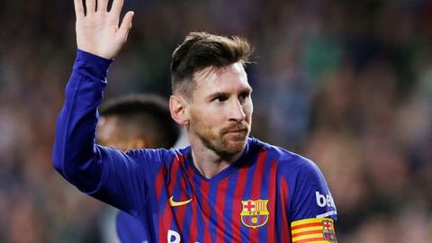 Derbide Messi farkı!
