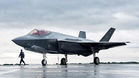 Pentagon'dan F-35 kararı: Türkiye'ye teslimatı askıya alındı