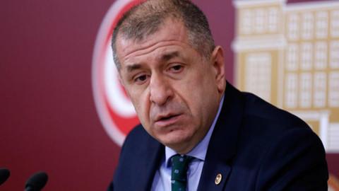 İYİ Partili Ümit Özdağ, görevinden istifa etti