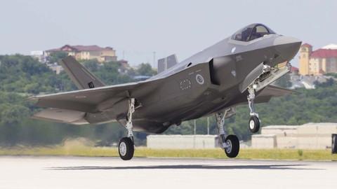 Pentagon'dan yeni F-35 açıklaması: Türk pilotların eğitimleri devam ediyor