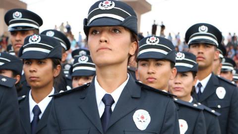 500 kadın polis daha alınıyor