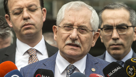 YSK Başkanı Güven: YSK'nın yargı görevi başladı