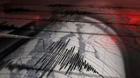 Antalya'da 3,1 büyüklüğünde deprem meydana geldi