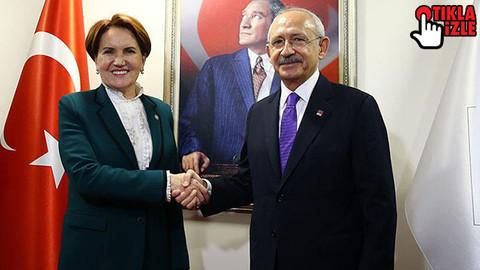 Kılıçdaroğlu: 15 bin 722 oyla Ekrem İmamoğlu önde