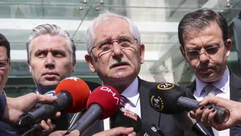 YSK Başkanı Güven'den yeni açıklama: Tüm dilekçeleri tek tek inceliyoruz
