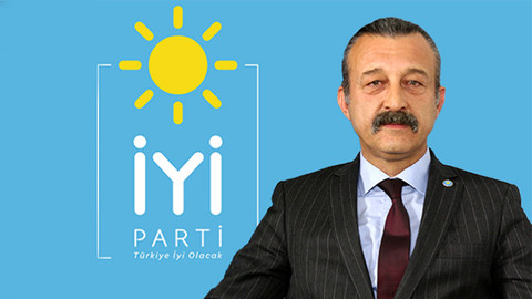 İYİ Partili il Başkanı istifa etti