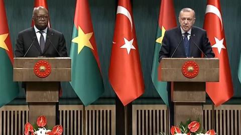 Cumhurbaşkanı Erdoğan'dan Sudan çağrı