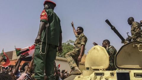 Sudan'daki askeri konseyden açıklama!