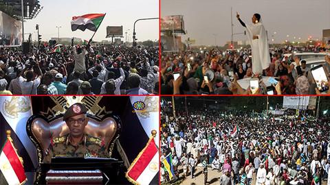 Sudan'ı darbeye götüren süreç!