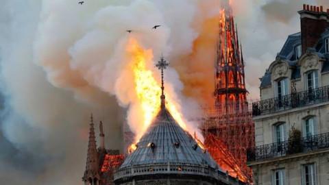 Notre Dame ne demek? Nasıl okunur? Notre Dame Türkçesi - Telaffuzu