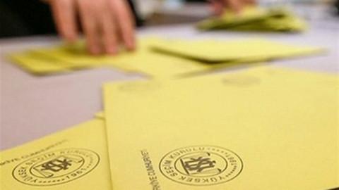 Seçimin yenileceği Kırıkkale'ye bağlı Keskin'de mazbatanın iptaline karar verildi