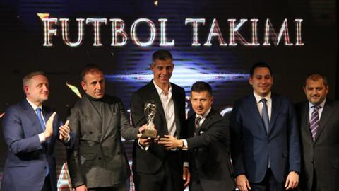 17. Türkiye Yılın Spor Ödülleri Sahiplerini Buldu