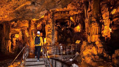 Tokat'ta bulunan Ballıca Mağarası, UNESCO Dünya Mirası Geçici Listesinde