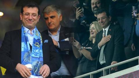 İmamoğlu'nun maça gitmesi tartışma yaratmıştı! O bakan Ali Koç'u neden aradı?
