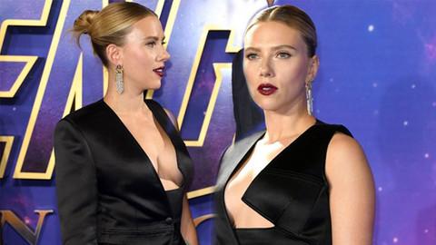 Scarlett Johansson'a hayranından ilginç tepki