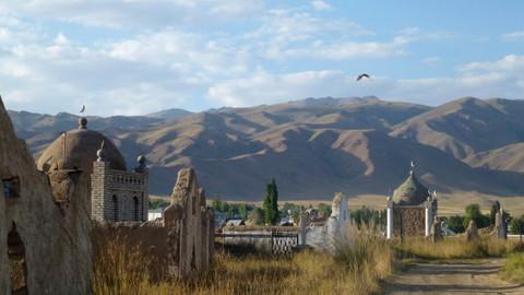 Türk Dünyası Kültür Başkenti: Oş