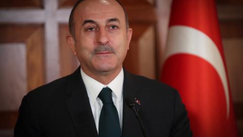 Çavuşoğlu'ndan ABD'nin kararına tepki: