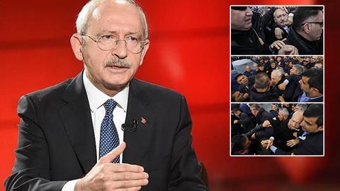 Evin babası Mansur Bey'e, annesi AK Parti'ye oy vermiş