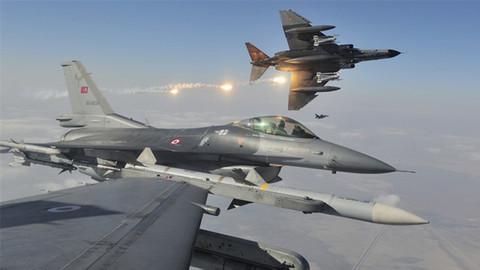 Hava harekatında PKK hedefleri imha edildi