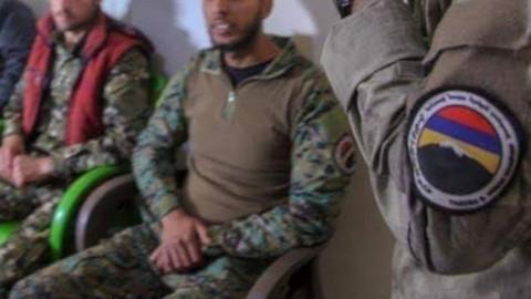 Terör örgütü YPG/PKK Ermeni taburu kurdu