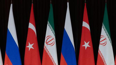 Türkiye, Rusya ve İran'dan ABD'ye ortak tepki