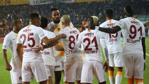 Galatasaray Türkiye Kupası'nda finalinde Akhisarspor'un rakibi oldu