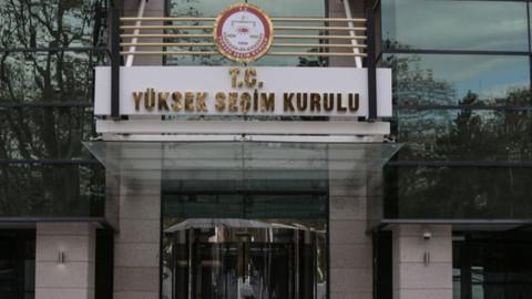 YSK AK Parti'nin itirazını reddetti