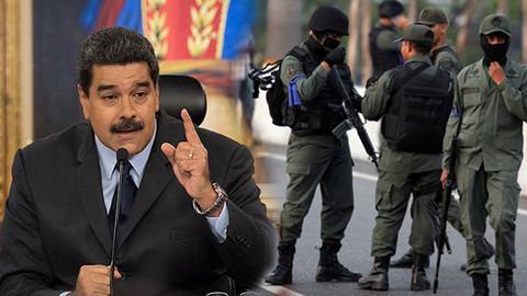 Maduro'dan ilk darbe açıklaması